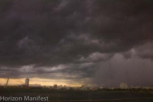 DaNang that's a big storm!